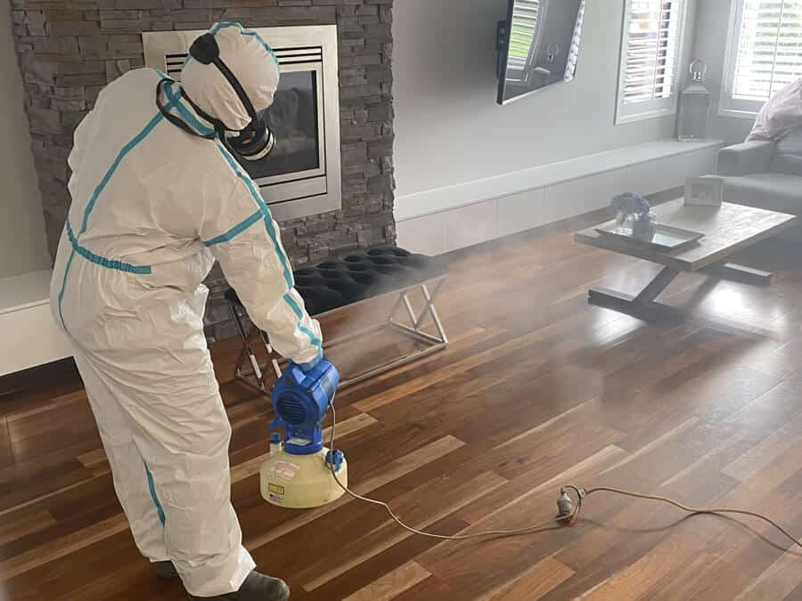 Home Sanitising Services