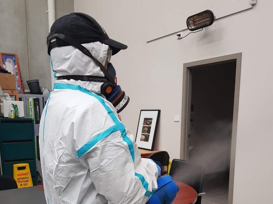 Surface Disinfectant & Sanitiser Spray